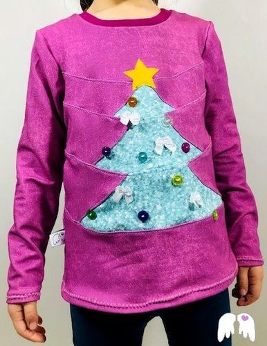 Shirt / Pullover CHRISTMAS SWEATER Gr. 86 - 152